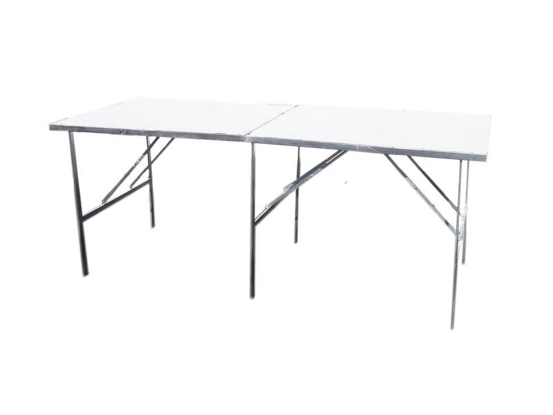 Table Alu Pliante Pour Marché
