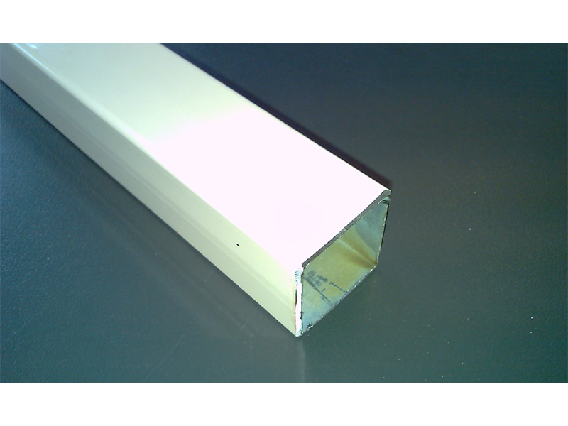 Profile en acier tube carre 40x40 probroc equipements de march - Tube carre acier brico depot ...