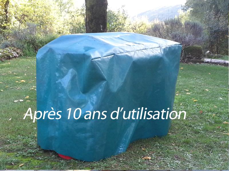 Housse de protection sur mesure solareau equipements - Housse salon de jardin sur mesure ...